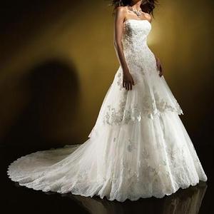 Продаётся венчальное платье Benjamin Roberts 907