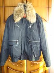Продается куртка мужская зимняя
