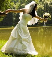 Продаю очень красивое свадебное платье от Татьяны Каплун.