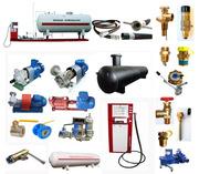 Газовое оборудование для АГЗС
